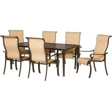 Brigantine 7-Piece Outdoor Dining Set