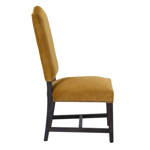 Carter Side Chair Gold