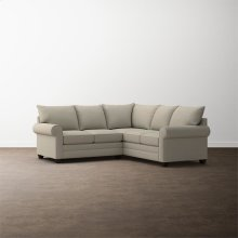 Alexander Small L-Shaped Sectional