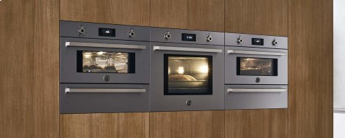 24 Single Convection Oven Stainless