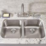 American StandardPortsmouth Double Bowl Kitchen Sink  American Standard - Stainless Steel