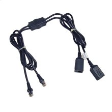X Tandem Sync Cable (2 Remote Control Operation) for C-122 and C-120 with LP Connect