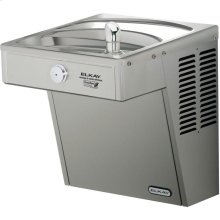 Elkay Cooler Wall Mount GreenSpec ADA Vandal-Resistant, Non-Filtered 8 GPH Stainless
