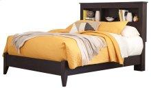 Reylow - Dark Brown 2 Piece Bed Set (Queen)