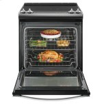 Whirlpool 6.4 Cu. Ft. Slide-In Electric Range with True Convection
