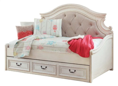 Realyn - Chipped White 2 Piece Bed Set (Twin)