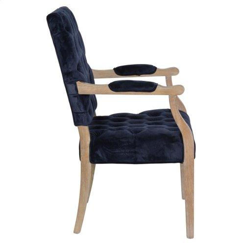 Rosalind Arm Chair Navy