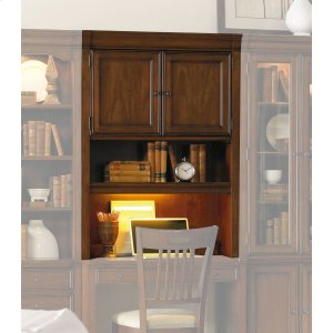Hooker FurnitureHome Office Cherry Creek Wall Desk Hutch