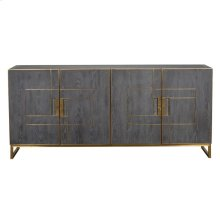 Lux 4Dr Sideboard