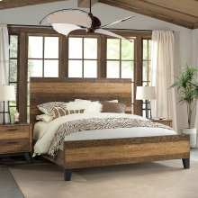 Urban Rustic Bed