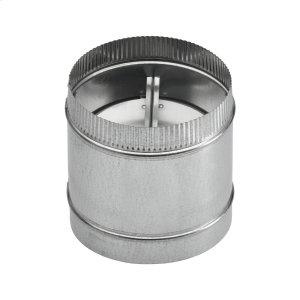 Broan7-Inch Round Damper for Range Hoods and Ventilation Fans