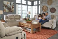 Toletta 2 Seat Reclining Sofa - Granite Collection Product Image