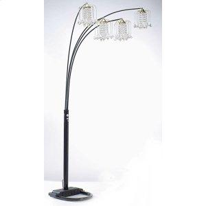 """84"""" TRIPLE CHANDELIER FL LAMP"""