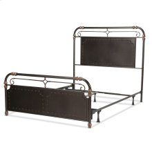 Westchester Complete Metal Bed, Full