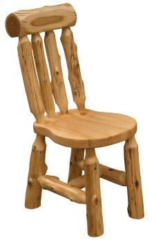 Cedar Bistro Lumberjack Side Chair