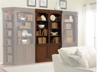 Home Office Cherry Creek 52'' Wall Bookcase Product Image