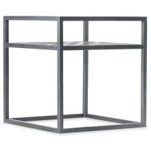 Living Room Rectangle End Table