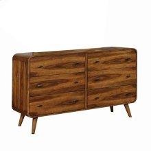 Robyn Dark Walnut Dresser