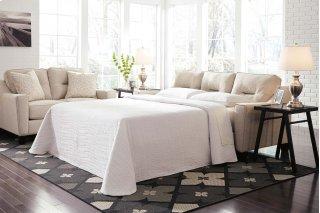 Nuvella Sofa Sleeper Sand