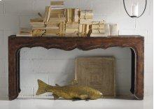 Living Room Melange Fallon Console Table