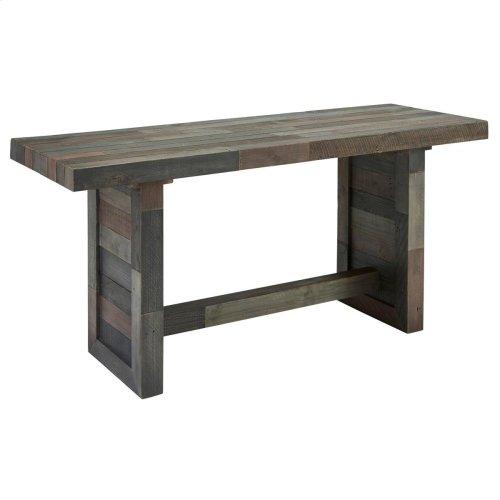 "Omni Gathering Table 77"" Storm"