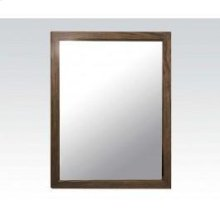 Salvage Brown Accent Mirror