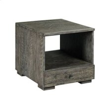 Reclamation Place Rectangular Drawer End Table