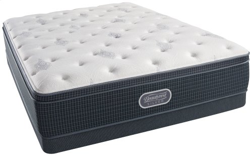 BeautyRest - Silver - Open Seas - Plush - Euro Top - King