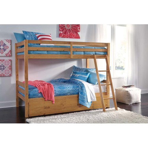 B32459 In By Ashley Furniture In St Paul Mn Twin Twin Bunk Bed W