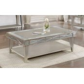 Bling Mirrored Coffee Table