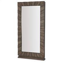 Accents Woodlands Floor Mirror w/ Jewelry Storage