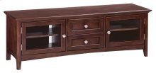 "CAF 64""W McKenzie 2-Drawer Media Console"