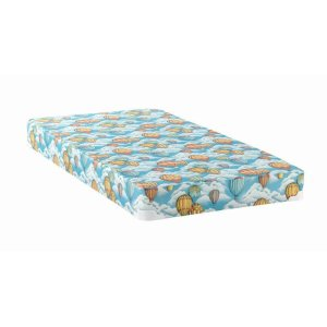 CoasterBalloon Blue Patterned Full Mattress