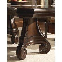 Huntingdon Pedestal Table Base