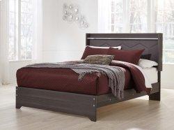 Annikus - Gray 3 Piece Bed Set (Queen) Product Image