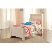 Willowton Twin Bed
