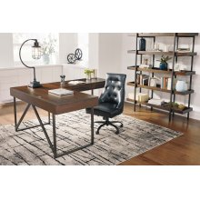 Starmore - Brown 2 Piece Home Office Set