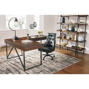 AshleySIGNATURE DESIGN BY ASHLEYStarmore - Brown 2 Piece Home Office Set