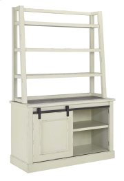 Home Office Tall Desk Hutch Product Image