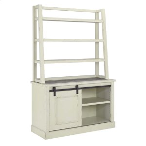 Ashley FurnitureSIGNATURE DESIGN BY ASHLEYHome Office Tall Desk Hutch