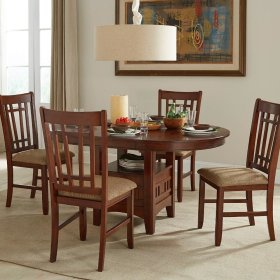 Mission Casuals Dining Table