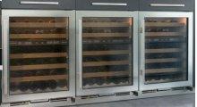 """Sub-Zero 42""""SS Wine Storage - Left Hinge"""