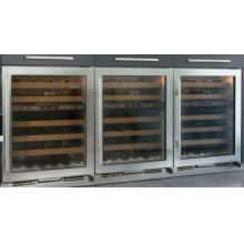 "Sub-Zero 42""SS Wine Storage - Right Hinge"