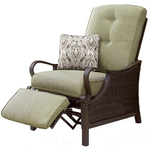 Ventura Outdoor Luxury Recliner - VENTURAREC In By Hanover Outdoor Furniture In Portsmouth, OH