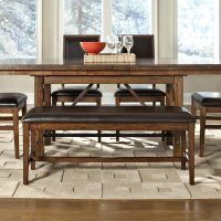 Santa Clara Backless Dining Bench Product Image