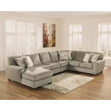 Patola Park - Patina 4 Piece Sectional
