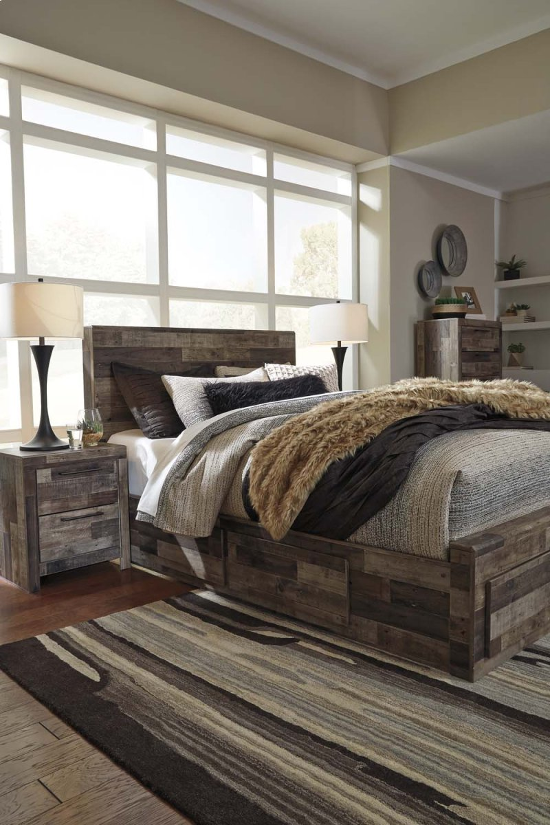 Ashley Furniture 6 Piece B200 Queen Bedroom Set B2006PC | Home Decor ...