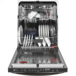GE Profile Top Control with Stainless Steel Interior Dishwasher with Sanitize Cycle & Twin Turbo Dry Boost