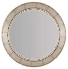 Bedroom Urban Elevation Round Mirror