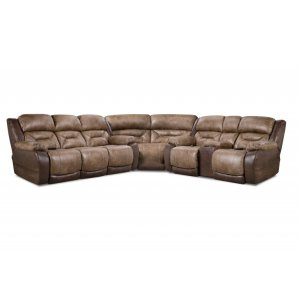 HomestretchPower Sectional